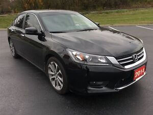 2014 Honda Accord Sedan Sport Kitchener / Waterloo Kitchener Area image 8
