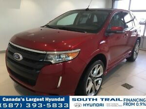 2014 Ford Edge SPORT - NAV, LEATHER, PANO SUNROOF