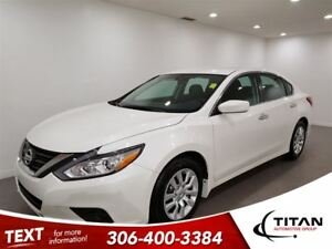 2016 Nissan Altima Auto|Cam|Bluetooth|Heated Mirros|Push Button
