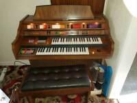 Kimball temptation organ