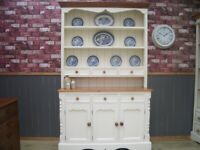 Stunning Pine Welsh Dresser