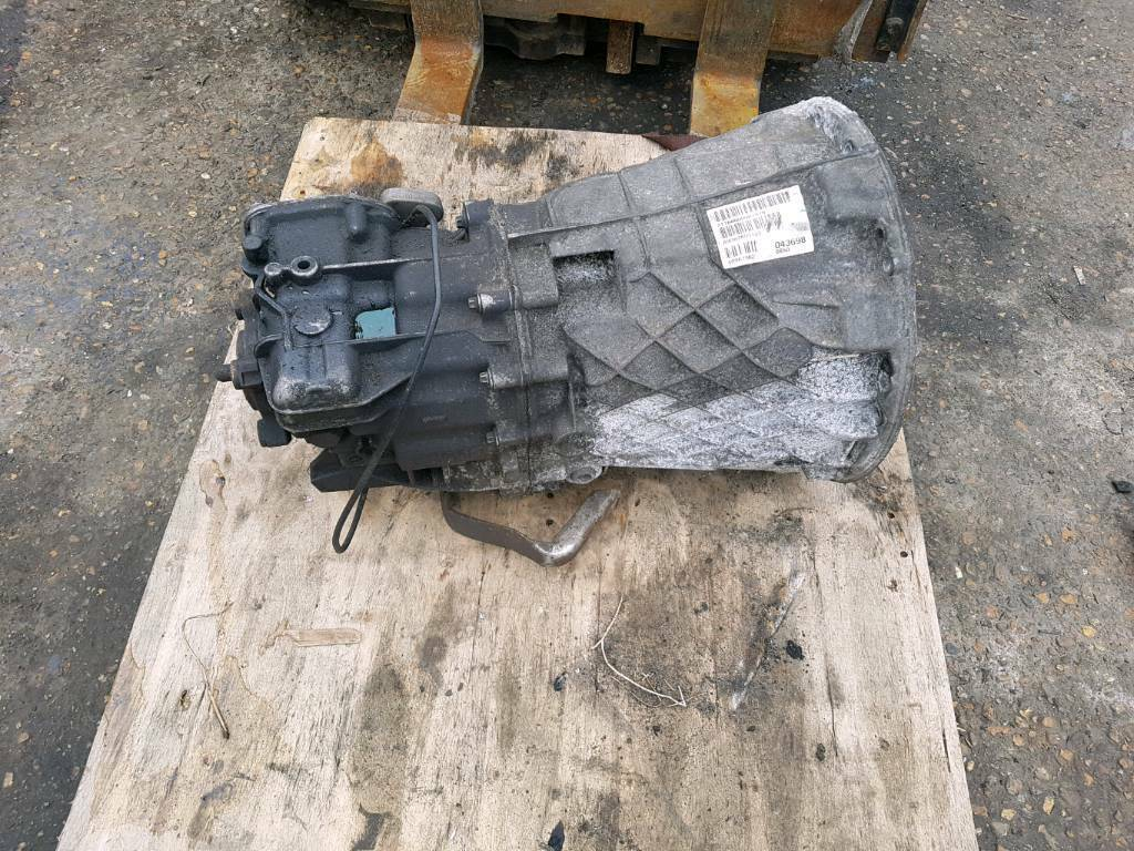 MERCEDES euro 5 gear box