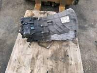 MERCEDES euro 5 gear box