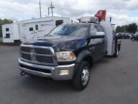 2012 Dodge Ram 5500 Laramie Crew Cab 4WD Cummins Turbo Diesel wi Vancouver Greater Vancouver Area Preview