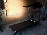 Treadmill Roger Black Fitness Running Machine