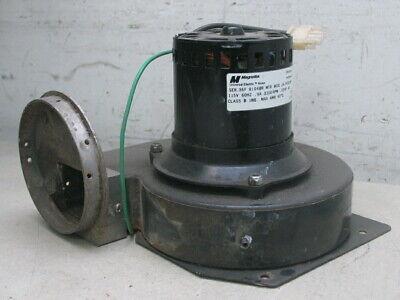 Magnetek Ja1p092ns Draft Inducer Blower Motor Assembly