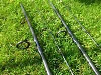2x Greys Prodigy 3.0 TC Fishing Rods