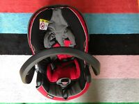 BeSafe IZI GO X1 baby car seat excellent condition