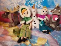 Frozen soft toys