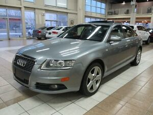 2008 Audi A6 3.2 AWD NAVIGATION FULLY LOADED