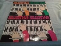 13 Books of Organ Music plus 3 Organ Sheet Music-All In Good Used Condition-Proceeds To Charity