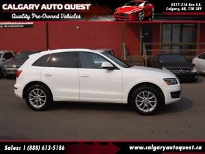2012 Audi Q5 2.0T Premium AWD/LEATHER/PANORAMIC ROOF/MUST SEE