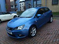 2014 Ibiza Seat 1.4 petrol,blue, 3dr