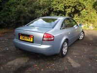 Audi a6 1.8 turbo perfect condition huge spec hpi clear may swap mercedes bmw vauxhall skoda vw