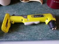 Ryobi angle drill