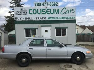 2010 Ford Crown Victoria Police Street Appearance, 124KM