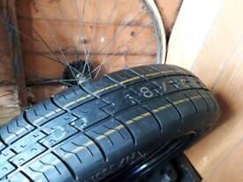 "Seat Leon spare wheel 16"""