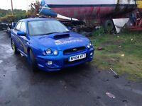 Subaru impresa wrx