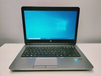 HP Probook 640 G1 Laptop - Intel i7, 16GB RAM, 256GB SSD