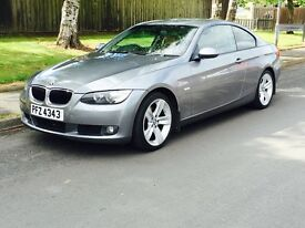 2007 bmw 3 series coupe 320D