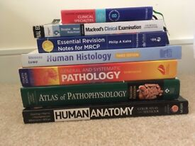 Assorted Medical Textbooks (Can take individually or as a group)