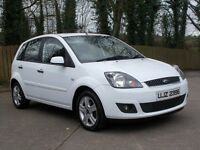 Ford fiesta zetec climate 1.4 tdci showroom condition one years warranty