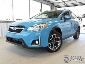 2016 Subaru Crosstrek Touring Package AWD + BLUETOOTH + CAMÉRA D