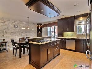 435 000$ - Maison 2 étages à Mercier / Hochelaga / Maisonneuve