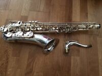 Yamaha YTS-62S - Tenor Saxophone - Silver Plated. Made in Japan £2150