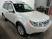 2011 Subaru Forester LIMITED AWD GPS CUIR BLUETOOTH TOIT PANORAM