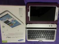 Samsung galaxy tab 2 and keyboard