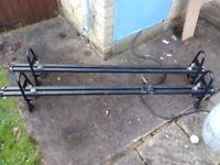 Fiat Ducato Van Roof Racks, Possibly fits other Vans