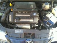 VW Polo 1.4 16v (2001) spare or repair