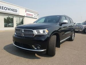 2017 Dodge Durango Citadel Platinum | Low KM's | Fleet Cancellat