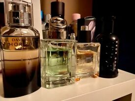 Set of 4 - Men's fragrances