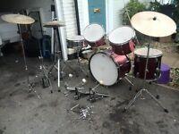 Premier Shaftesbury Drum Kit