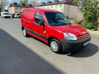 2007 Citroen Berlingo 1.4 PETROL / ULEZ EXEMPT / LONG MOT / 2 KEYS / VERY CLEAN VAN / ONLY £3100