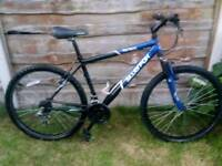 Silverfox mountain bike with free delivery south Manchester