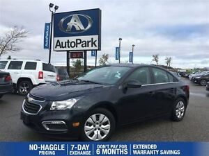 2016 Chevrolet Cruze LT 1LT | Remote Start | Sunroof | Rear View