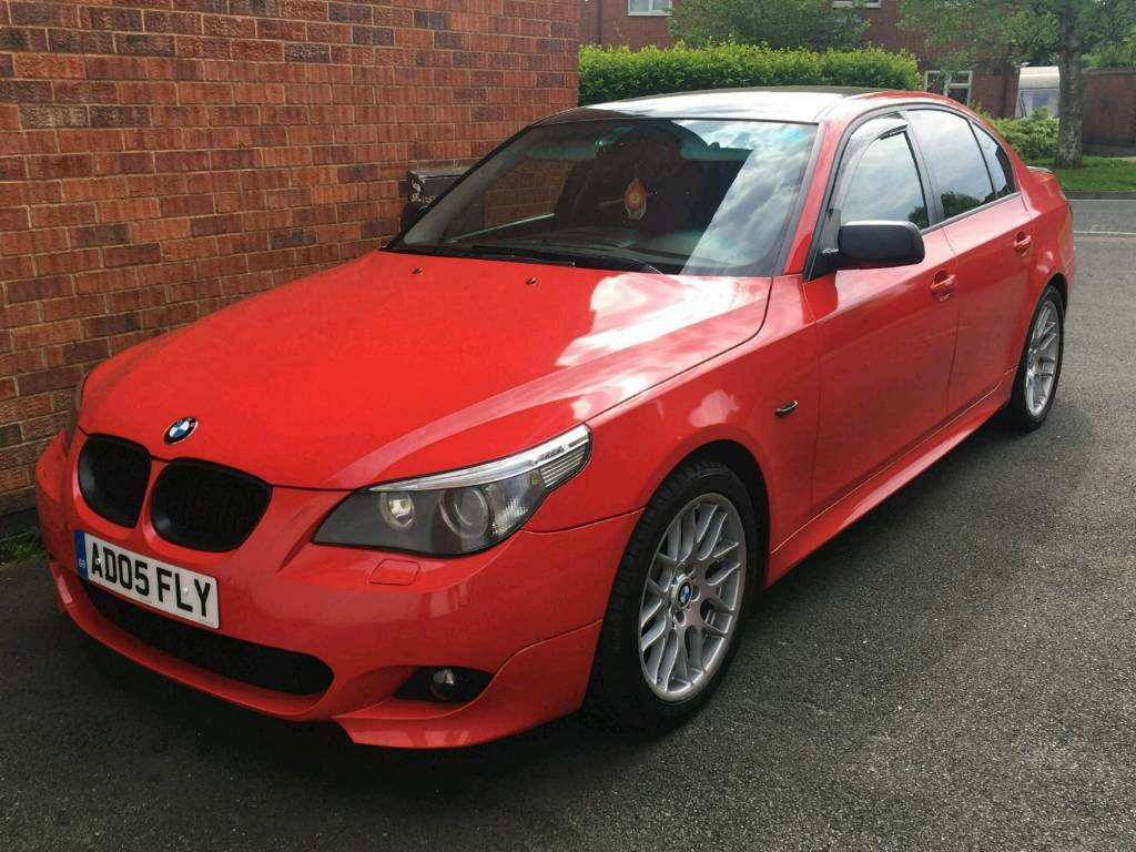 bmw 530d e60 m sport left hand drive lhd uk registered. Black Bedroom Furniture Sets. Home Design Ideas