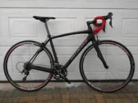 Upgraded Specialized Roubaix SL4 Sport Ultegra Carbon Bike 54cm Medium Serviced