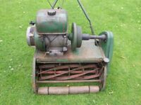 18ins Petrol Lawnmower