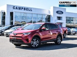 2017 Toyota RAV4 LE AWD-WARRANTY-REAR CAMERA-SALR PRICE