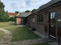 Cleaning of new Holiday Bungalow Required at Afton Barns Freshwater