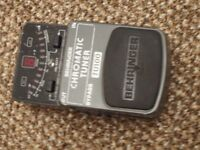 behringer stage tuner for Guitar / Bass