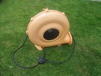 Bouncy Castle air blower pump
