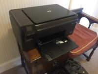 HP Photosmart Wireless printer/scanner B109