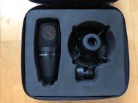 Shure PGA27 Large Diaphragm Condenser Microphone