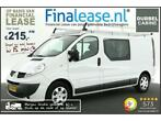 Renault Trafic 2.0 dCi T29 L2H1 DC Airco Cruise PDC €215pm