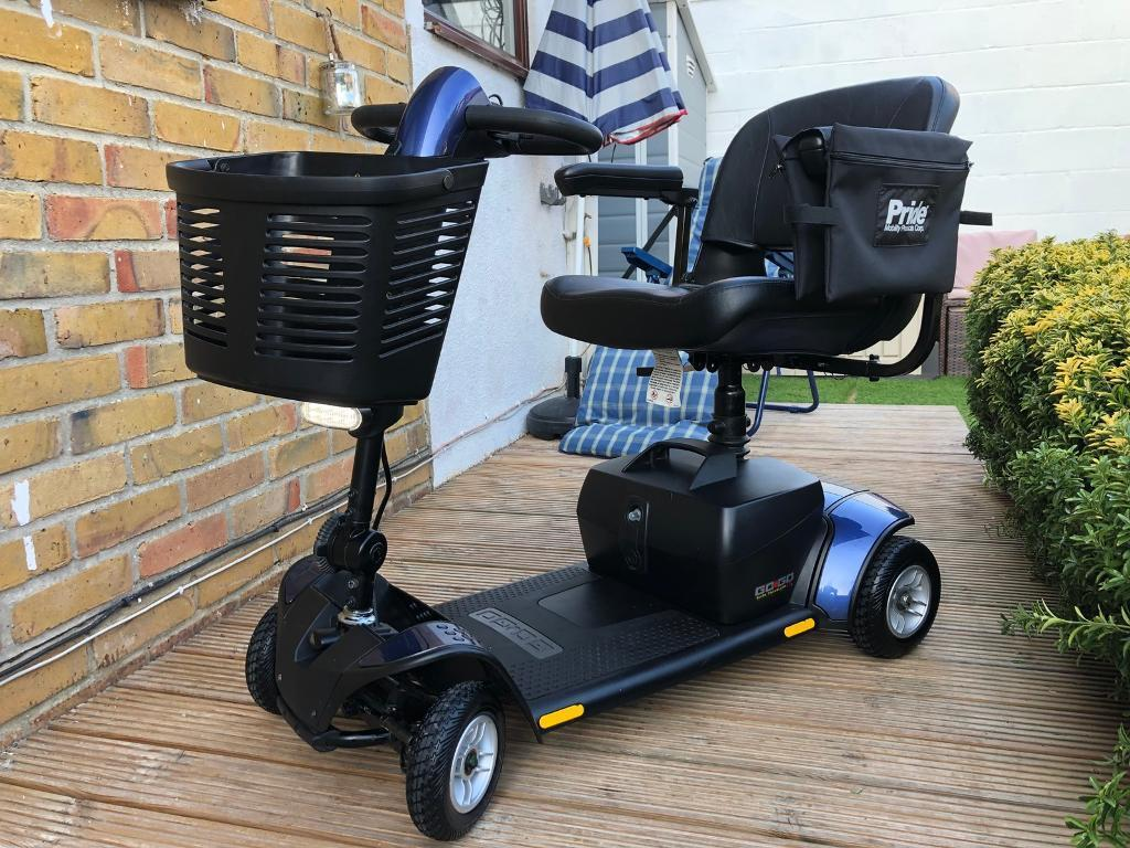 GoGo Elite Traveller Lx 4mph Travel Mobility Scooter!Full Cover,Upgraded  Batteries  Bargain ! | in Hayling Island, Hampshire | Gumtree